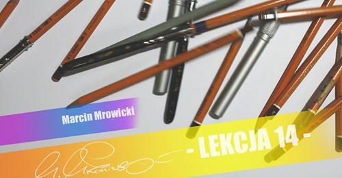 Lekcja rysunku (14) - narzędzia do rysunku