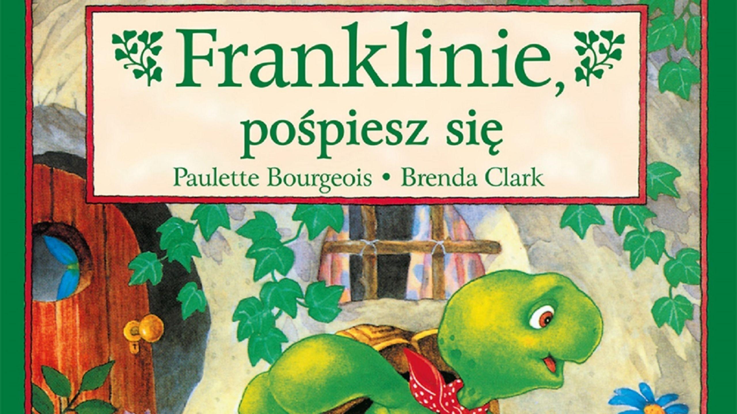 Tydzień Czytania Dzieciom - przygody Franklina